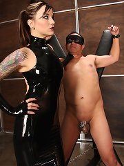 Domina Athena has had mercury in chastity for quite some time.
