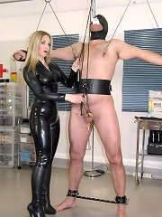 The hero domme false cbt on malesub