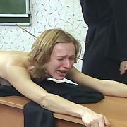 Lesbian chicks punished