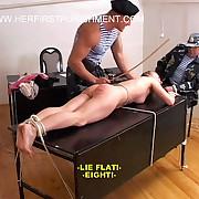 She got her sexy ass blistered