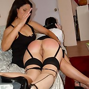 Hard otk spanking