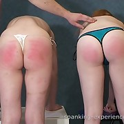 These babes give their booties to their strict Master