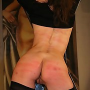 Sissy girl was bullwhipped