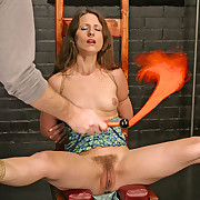 Chair Tied Whipped and Vibed