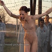 Prison girl was brutally caned