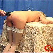 A milf procurement spanked
