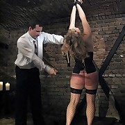 Full Body Corporal enforcement in the Dungeon
