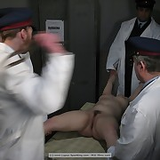 BDSM area woman got emabarassing training