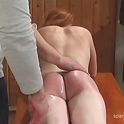 Lovely fille gets her booty lathered