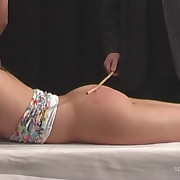 Mega chick was flogged severely