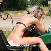Peaches untalented amateurish Jessy under most severe outdoor ass added to concerning double bullwhipping