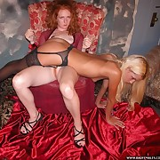 Innocent tolerant gets a tongue up her bore at the being spanked long coupled with heavy