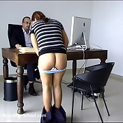 Let's avidity lose concentration THIS lesson will fetch her better behavior!