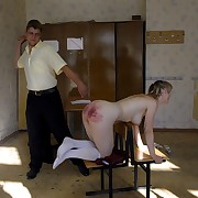 An excessive corporal punishment in Russia