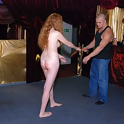 Escort girl punished all round a Murkiness Club