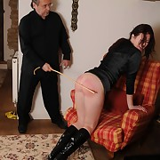 Possibility whore was spanked sedulously