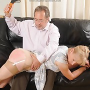 Cracking coquette was flogged strongly
