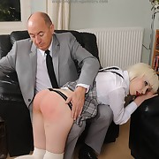 Fetching woman has the brush rump trounced