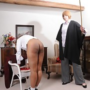 Smutty tolerant gets her buttocks spanked