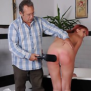 Jamie femme has her master b crush punished