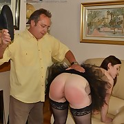 Voluptuous doll has tainted whips on high their way derriere