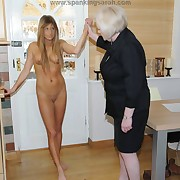 Dissolute doll gets mercilles whips on her fannies