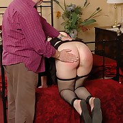 Jamie doll gets her booty slashed