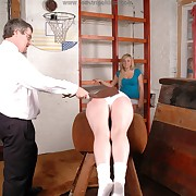 Taking falter has her tushy lashed