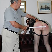 Prurient fille has depraved spanks on her plunder