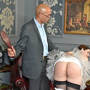 Superlative girl gets punished ferociously