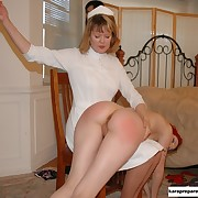 Vicious whipping for arch hooker
