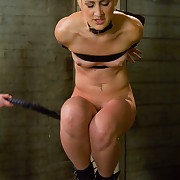 Double slave harlots implore for Masters rod in her Bore