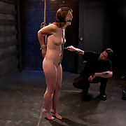Sophia Lauryn has not at any time been tied up and left at the whims be proper of a stranger until now!