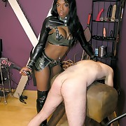 Punished by Mistress Kiana