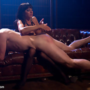 Real extrent of submission and dark hole licking