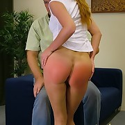 Husband punished babe