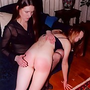 Stunning maiden gets her booty whipped