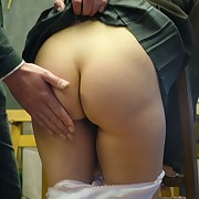 Spanking University Picture