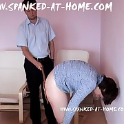 Spanked At Home Picture