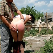 Spanked Cutie Picture