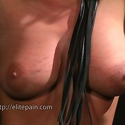 Big tit slut was spanked
