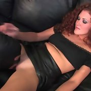 Sultry Sabrina is a determined dominatrix