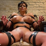 She\'s no newbie, so I know that babe can take my harsh(er) punishment!