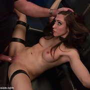 Princess Donna screwed in bondage