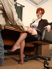 Max is finally getting the idea that if he wants this job he'll do whatever Ryanne asks.