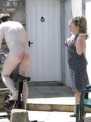 Pool boy was punished