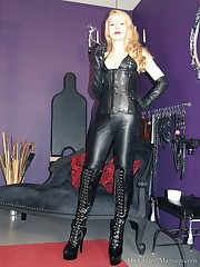Worship My Leather
