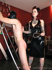 Tied 'n' Flogged
