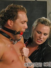 Mistress' sex ed class