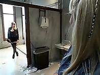 European babe, Lea Lexis arrives in the US